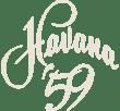 Havana 59 Cuban Restaurant Logo